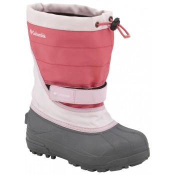 COLUMBIA Childrens Powderbug Plus II waterproof winterboots BC1302-952