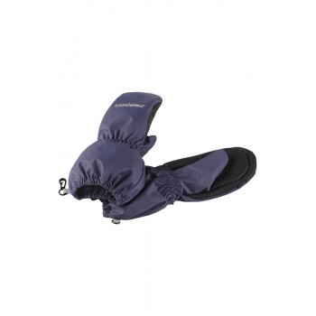 LASSIEtec spring-autumn mittens bluish 727702-9630