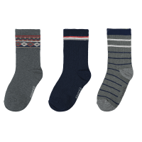 MAYORAL basic set for a boy 3 pairs socks 10136-017