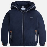 MAYORAL boys' dark blue spring/autumn jacket with hood 3478-70