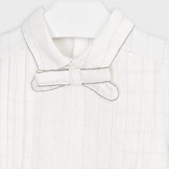 Mayoral white blouse 4148-085