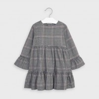 Mayoral dress Gray 4983-25