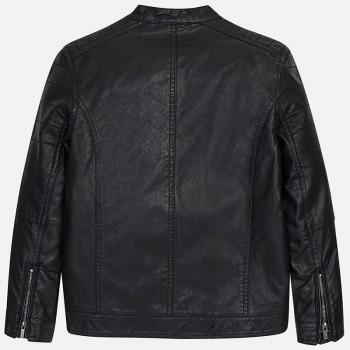 MAYORAL black boys' leathertag 6456-83