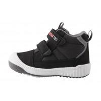 REIMA Passo children's spring-fall shoes Black 569408F-9990