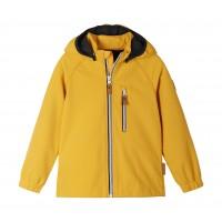 REIMA Vantti softshell jacket Orange Yellow 521569-2400