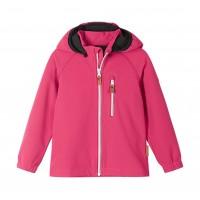 REIMA Vantti softshell jacket Azalea Pink 521569-3530