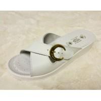 Sanital Light white anatomical sandals