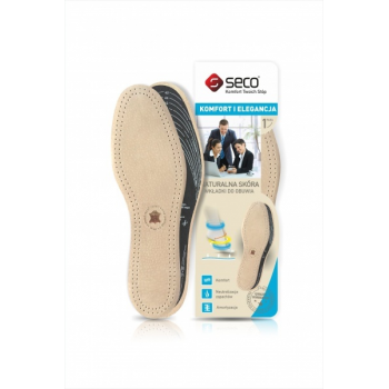 Seco natural leather inner soles for cutting