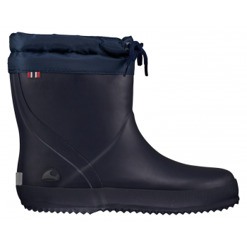 VIKING Indie Alv Thermo Wool rubber boots  Navy/Grey 1-12300-503