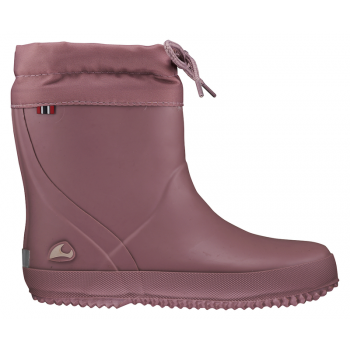 VIKING Indie Alv Thermo Wool rubber boots  D.Pink/L.Pink 1-12300-9498