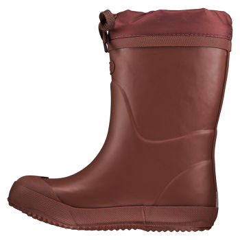 Viking Indie Thermo Wool Peach with warm lining rubberboots 1-12340-82