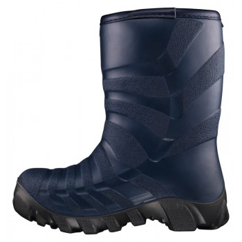 VIKING ULTRA navy/charcoal with warm lining thermo rubberboots 5-25100-577