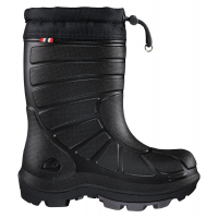 Viking EXTREME with warm lining thermo rubberboots Black/Chacoal 5-75450-277