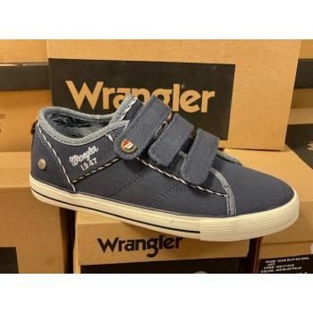 WRANGLER Starry navy sneakers  WG17123B
