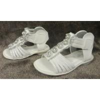Jasmine Sandals - White