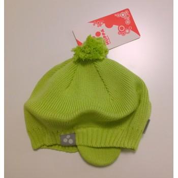 HUPPA knitted hat SAHARA, lime