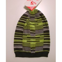 HUPPA knitted hat PAULO lime