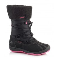 VIKING KATLA black/pink GORE-TEX winterboots 145-83580-209