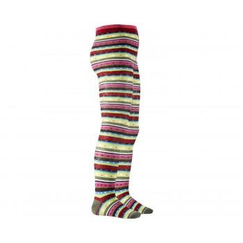 PLAYSHOES kirjud triibulised sukkpüksid 499010