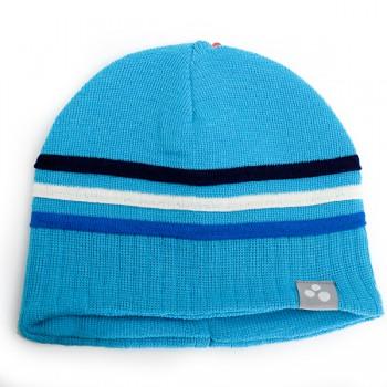 HUPPA kootud müts JOOSEP sinine 8360AW14-076