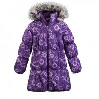 LASSIE girls long jacket insulaton 180g 721640-5911