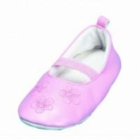 PLAYSHOES roosad tikanditega baleriinisussid 208751