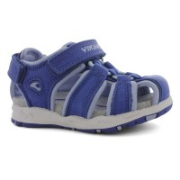 VIKING Fiol blue/light blue sandals