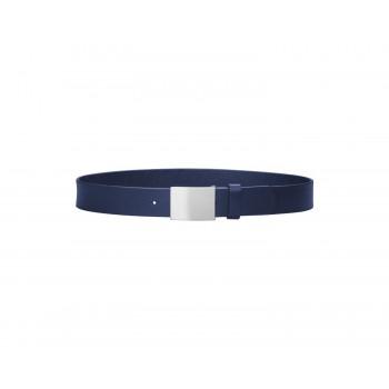 PLAYSHOES marine leather belt width 3cm 601510-11