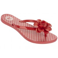 ZAXY Flowers red/flowers rubber shoes 81644-zaxy-90143