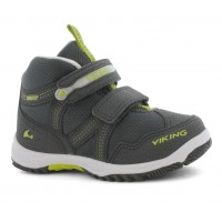 VIKING WOODBECKER MID	charcoal/lime gore-tex 3-40385-07788
