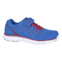 CATMANDOO Arun Velcro Jr Multisport shoe blue/red