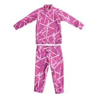 HUPPA SHAWNA Girls` thermal underwear fuchsia 4403BW15-M63
