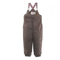 HUPPA Classic SONNY winter Bib-pantst 160g brown 2613AW00-081