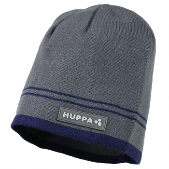 HUPPA knitted hat TOM grey 8012AS16-048