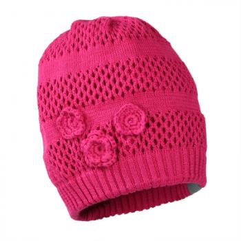 HUPPA knitted hat GLORIA fuchsia 8343BASE-063