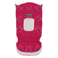 HUPPA scarf hat SELAH fuchsia 8514AS16-063