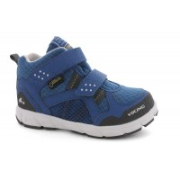 VIKING HOBBIT MID aqua/white gore-tex 3-44305-3401