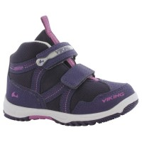 VIKING WOODBECKER MID	purple/fuchsia gore-tex 3-40385-01617