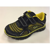 STROLLERS black/yellow 88008