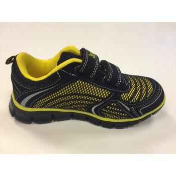 STROLLERS black/yellow 88008