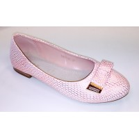 Vices baleriinad roosa/kuldne/lips 11055-20
