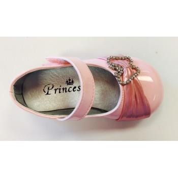 Princess roosad lakk-kingakesed KAT1