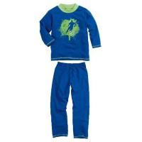 PLAYSHOES pidžaama sinine/roheline jalgpall/mehike 411603