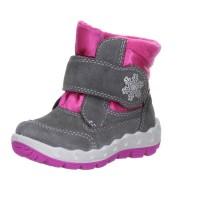 SUPERFIT Icebird gore-tex mid-season boots stone kombi 7-00013-06