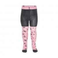 MALA sukkpüksid roosa/tumehall tähed 120568-5013
