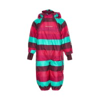 MINYMO Gam 12 winter overall striped grape wine 160212-6315