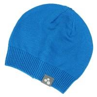 HUPPA knitted hat BORIS sky blue 80090000-70046