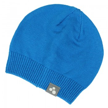HUPPA knitted hat BORIS sky blue 80090000-70046