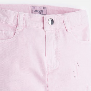 MAYORAL girls jeans 3533-77