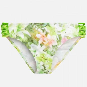 MAYORAL girl bikini bottoms with braided waist 6723-41